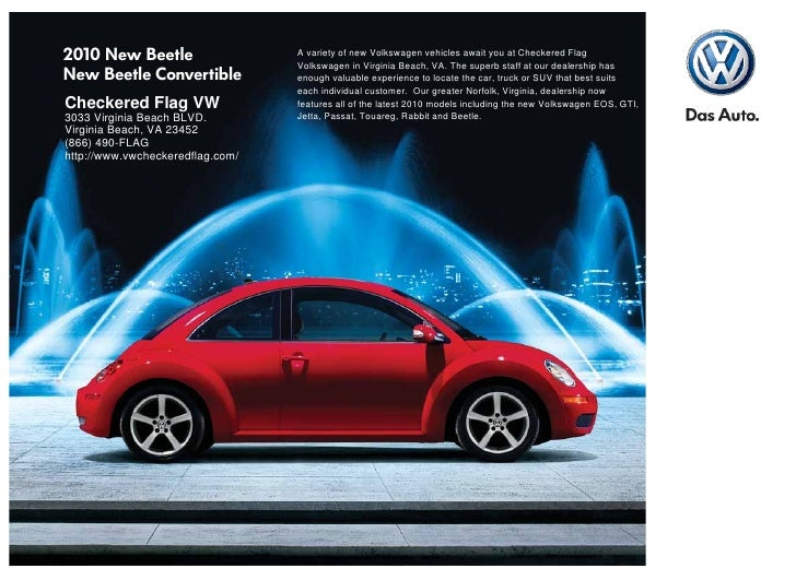 Volkswagen Beetle Virginia Beach A Variety Of New Volkswagen Vehicles Await You At Checkered Flag