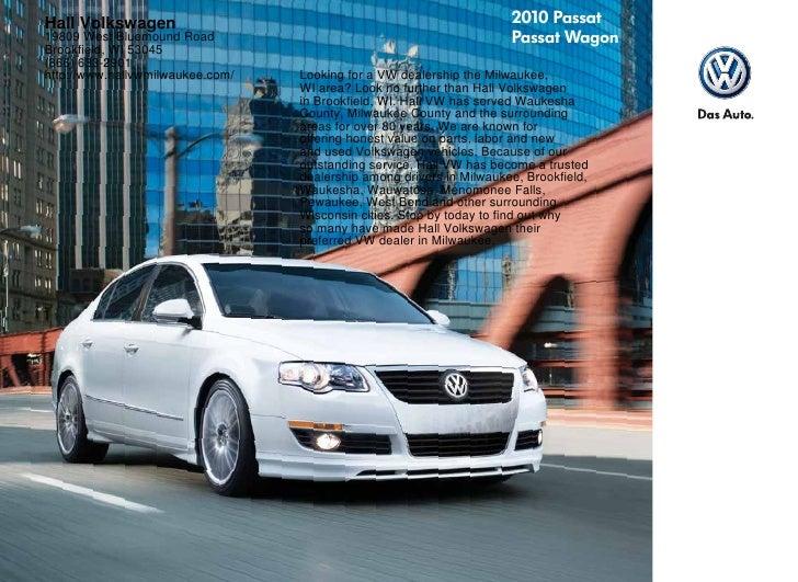 2010 Volkswagen Passat Milwaukee
