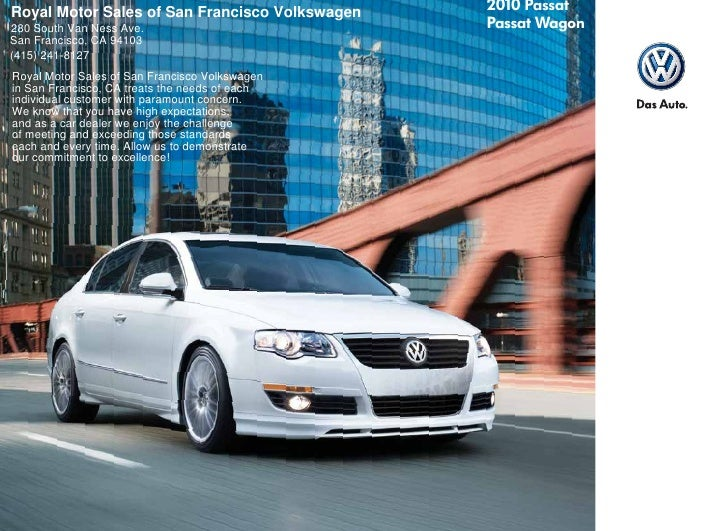 2010 Volkswagen Passat Boston