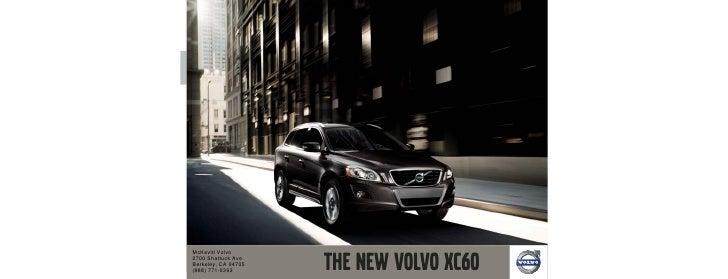 McKevitt Volvo 2700 Shattuck Ave. Berkeley, CA 94705 (888) 771-0363
