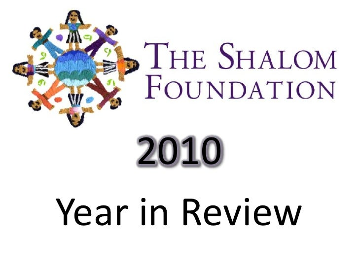 2010<br />Year in Review<br />