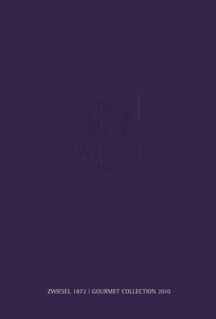 Zwiesel 1872 | GOURMeT cOllecTiOn 2010