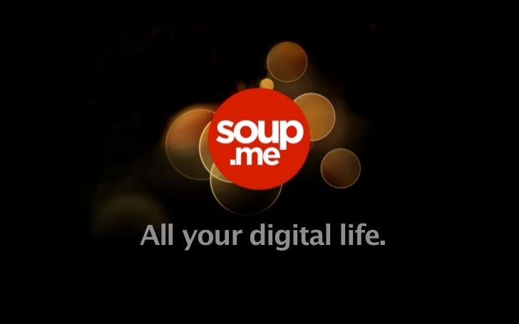 All your digital life.