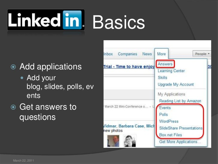 how to use linkedin effectively youtube