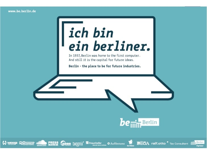 +    The Best Social Games     come from Berlin         Sina Kaufmann    Communication