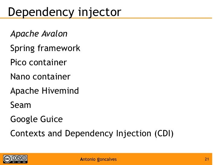 To inject or not to inject: CD...