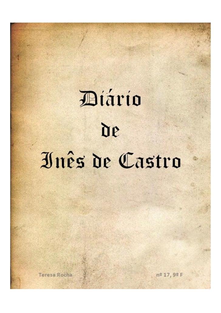 12 de Outubro de 1345   Querido Diário,                          deparei-   Hoje, ao despertar, deparei-me comuma entre as...