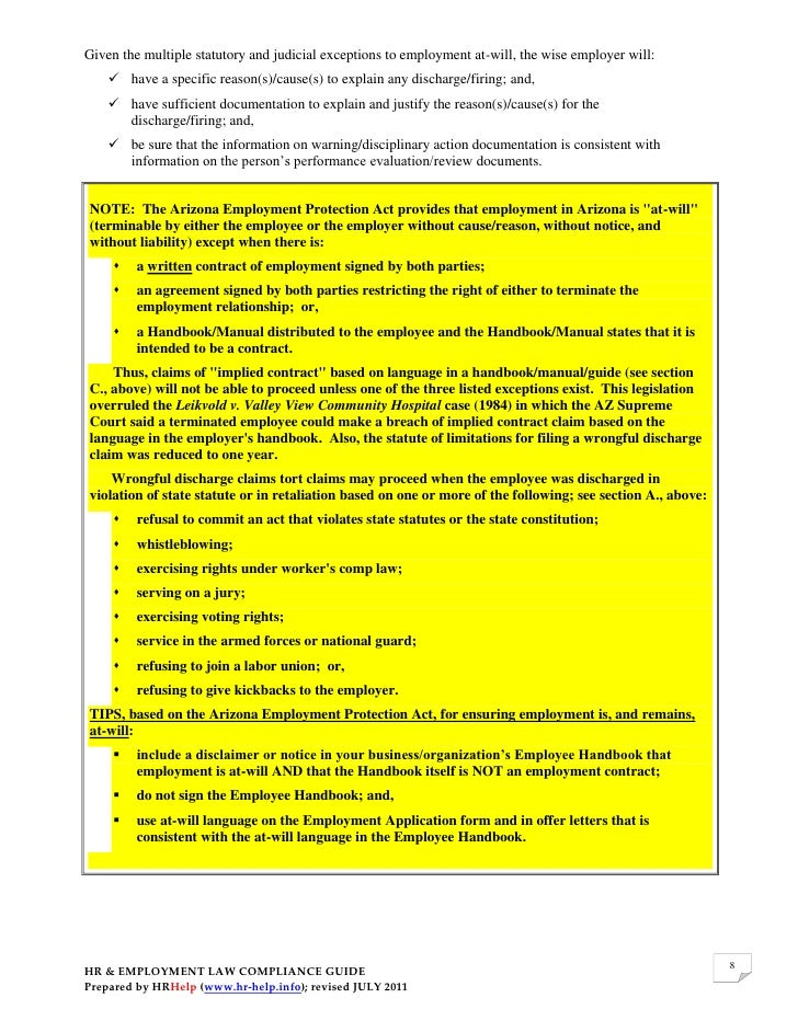 complete the employment law compliance plan task as descr Check out our top free essays on law 531 compliance plan to management complete the employment the employment law compliance plan task in.