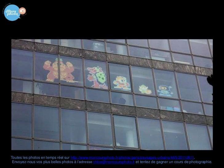 Toutes les photos en temps réel sur http://www.moncoursphoto.fr/photos/paris/paysages-urbains/465/20110811.<br />Envoyez-n...