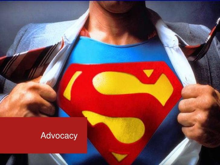 Advocacy<br />