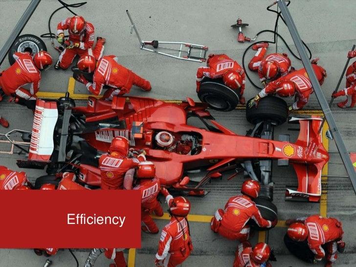 Efficiency<br />
