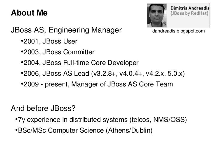 jboss as eap and java ee6