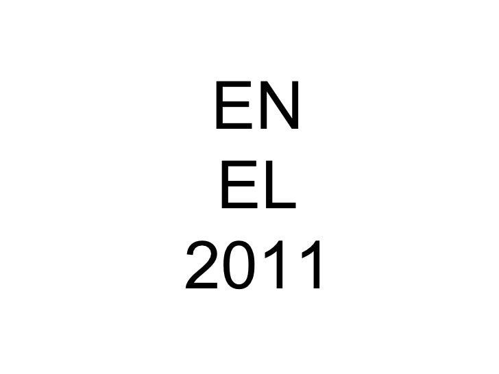 EN  EL  2011