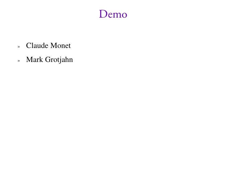 Using MongoDB for the Art Genome Project (Mongo Boston 2011) Slide 2