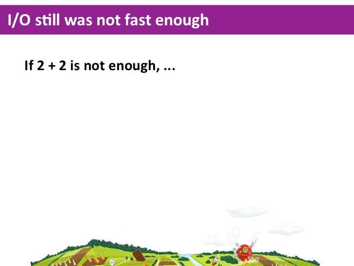 It's no fun to handle 8+8 MySQL DBs                                         lb           app        app    app   ap...