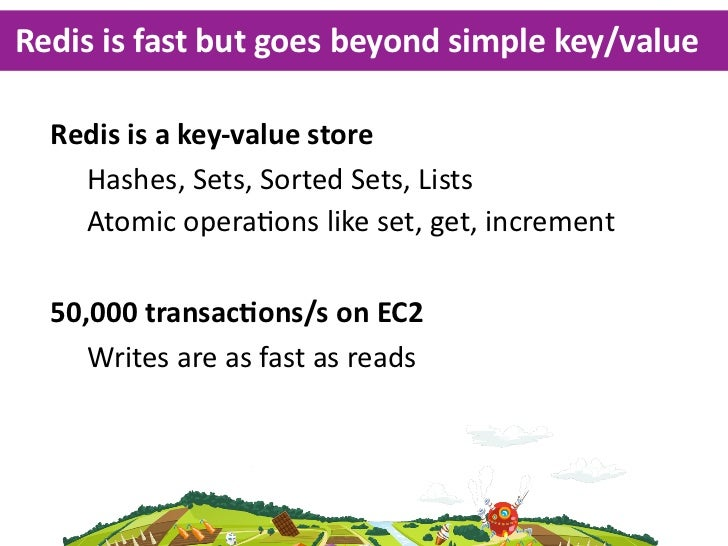 Shelf  Kles  :  An  ideal  candidate  for  using  Redis     Redis  Hash     HGETALL     HGETHSET     HINCRBY     …