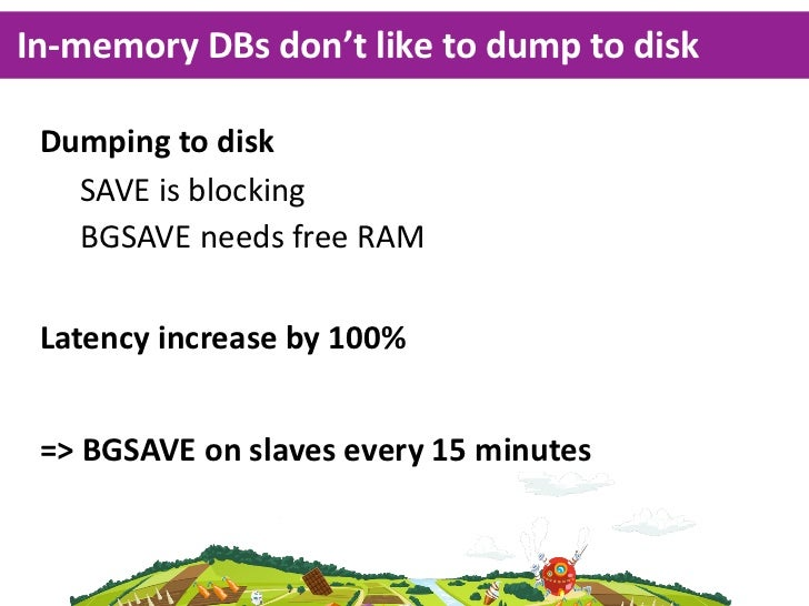 Redis  had  a  memory  fragmenKon  problem                                   44  GB                                       ...