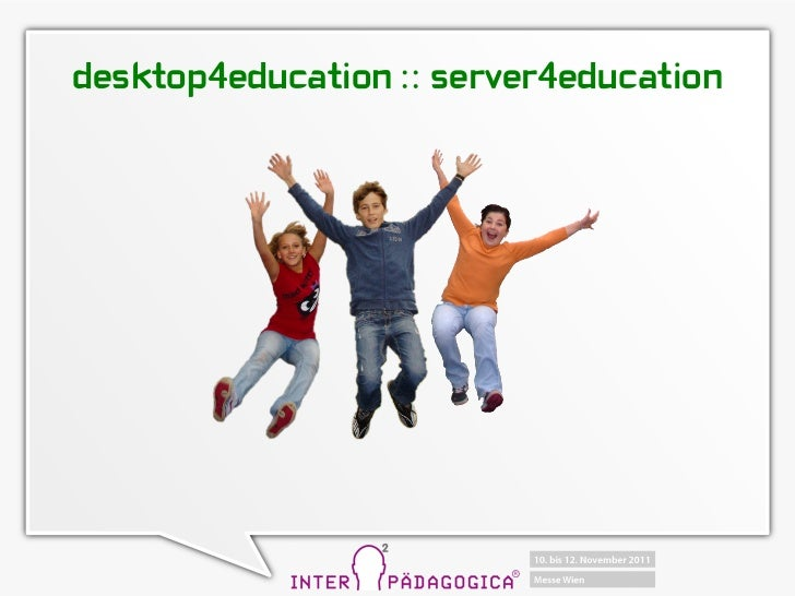 desktop4education :: server4education