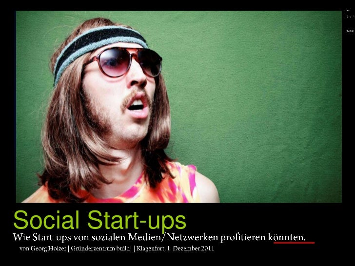 Social Start-ups