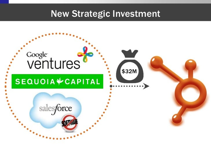 New Strategic Investment                                              $32MSales Strategies in a Social & Mobile World     ...