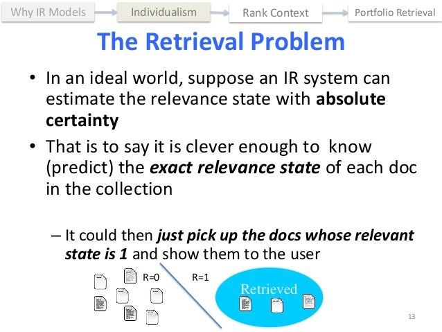 a survey on ranking in information retrieval system To address this problem foundations and trends® in information retrieval foundations and trends® in information collaborative filtering and recommender systems.