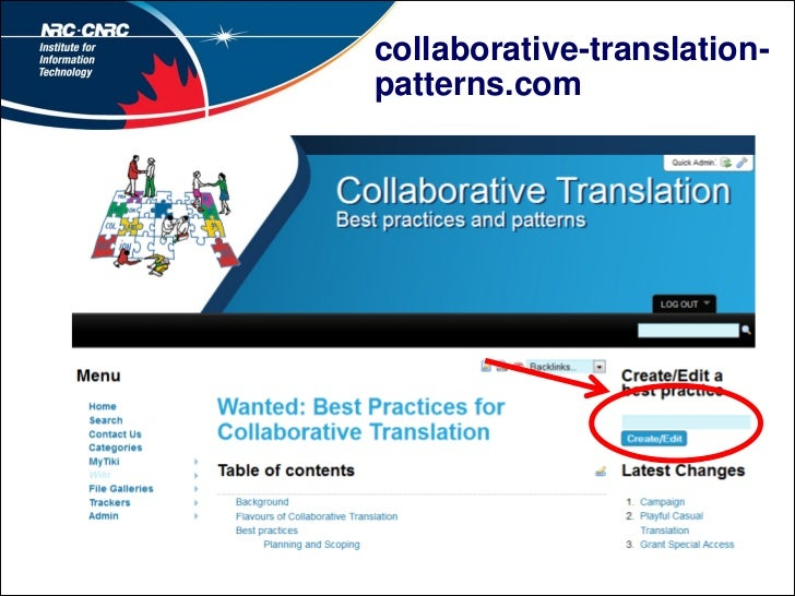 Collaborative Teaching Best Practices ~ Wanted best practices for collaborative translation