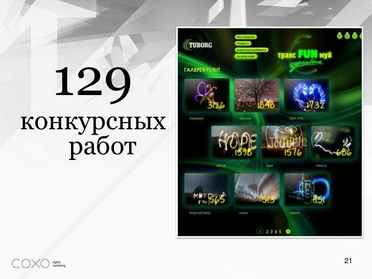 129конкурсных   работ             21