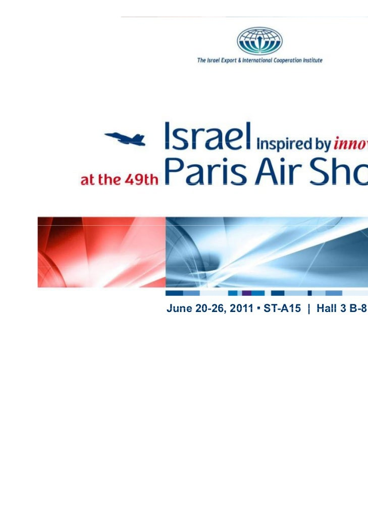 June 20-26 2011 ST-A15 | Hall 3 B-8     20-26,