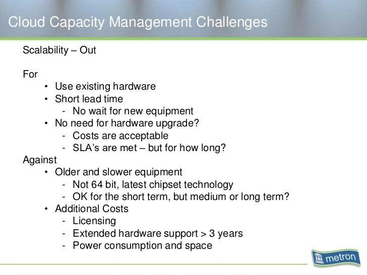 webinar cloud computing and capacity management