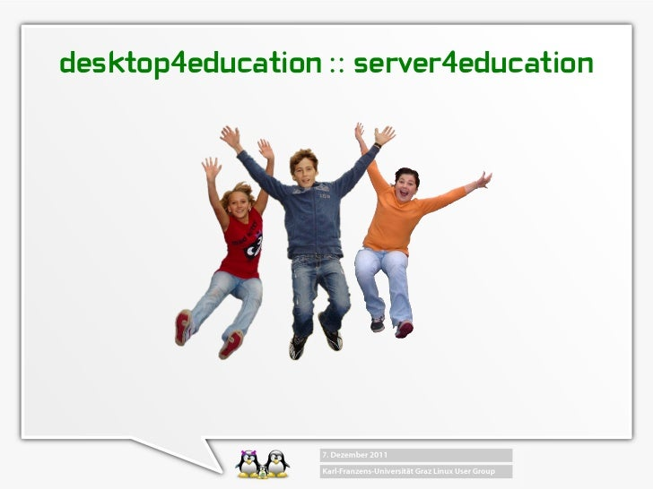 desktop4education :: server4education