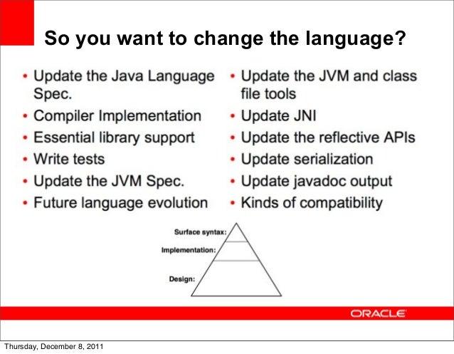 Java 7, or JDK 7 Updates or JDK 8 - Dalibor Topic - December