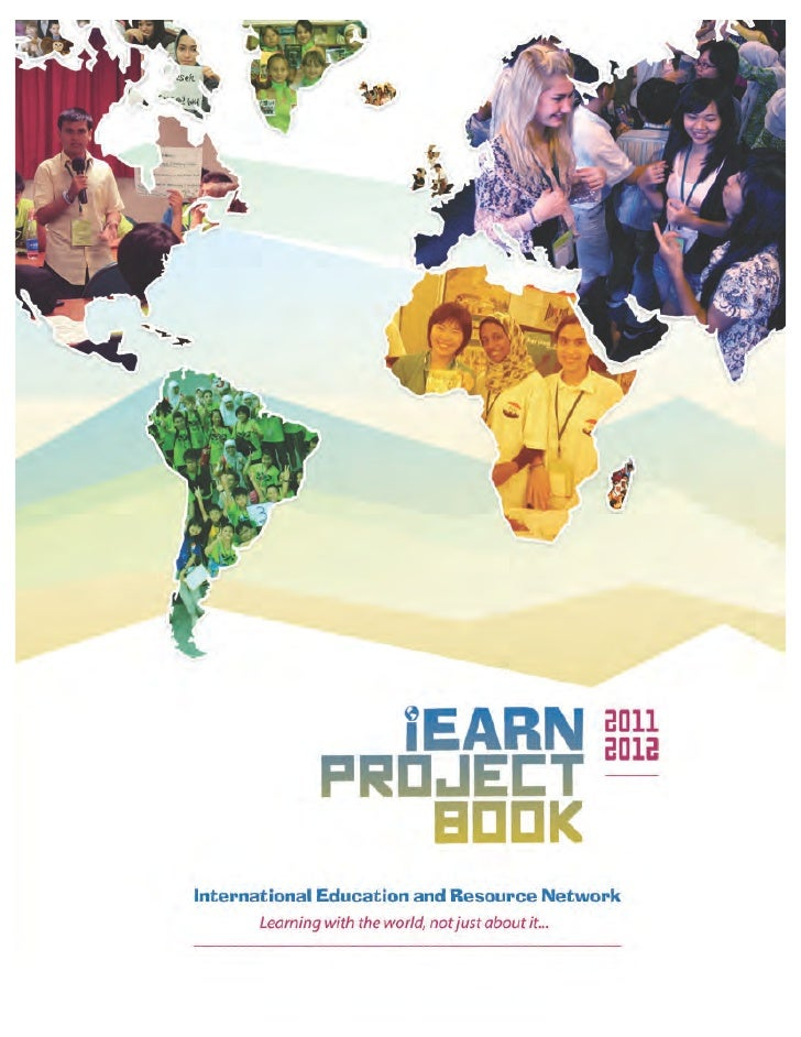 What is iEARN? (International Education and Resource Network)iEARN is a non-profit network that supports over 40,000 teach...