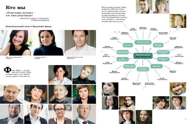 Отчет о работе фонда помощи хосписам «Вера» 2007-2014 Slide 3