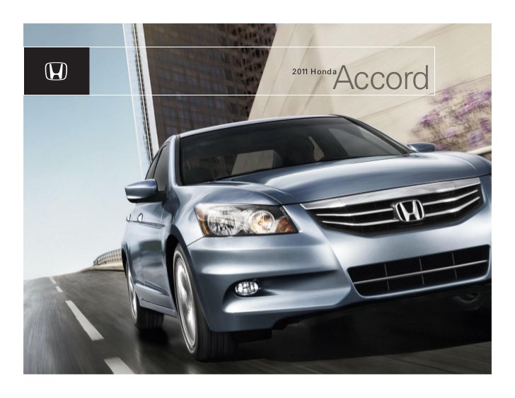 Accord2011 Honda