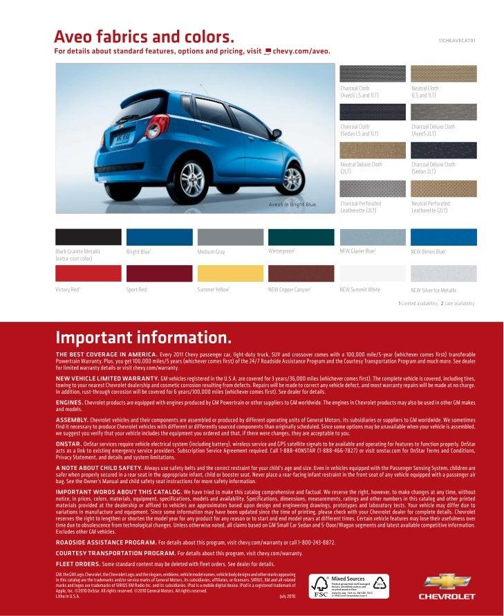 Don Hattan Chevrolet >> 2011 Chevrolet Aveo Wichita Ks Don Hattan Chevrolet