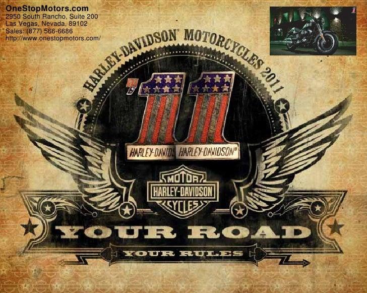 2011 Harley Davidson Fat Boy-Lo – OneStopMotors.com Las Vegas, NV