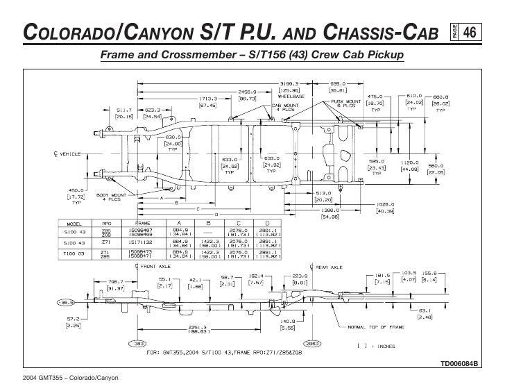 2011 Gmc Canyon Light Duty Upfitting Wisconsin Mid Size Chassis C