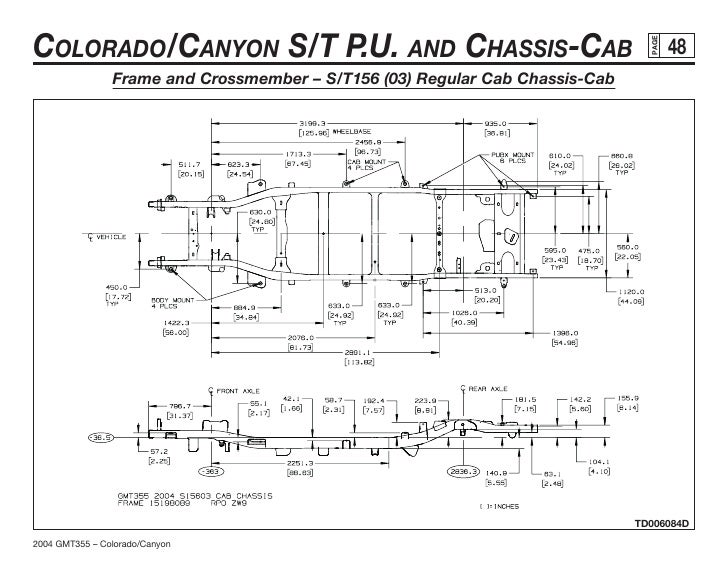 2011 gmc canyon light duty upfitting wisconsin mid size chassis cab 52 728?cb\\\=1295607169 colorado frame diagram wiring diagram data