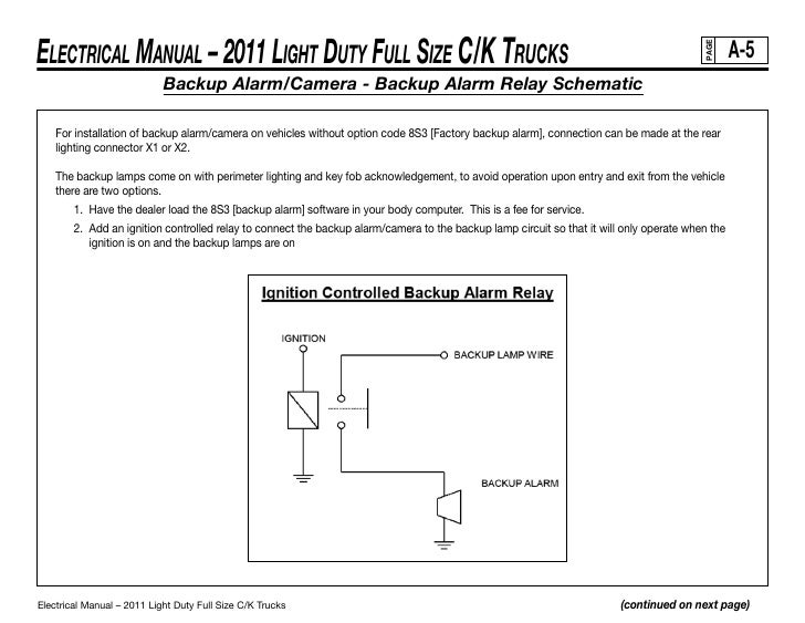 2011 gmc sierra 2011 gmc yukon upfitting wisconsin electrical 13 728?cb=1295611516 2011 gmc sierra & 2011 gmc yukon upfitting wisconsin electrical back up alarm wiring diagram at panicattacktreatment.co