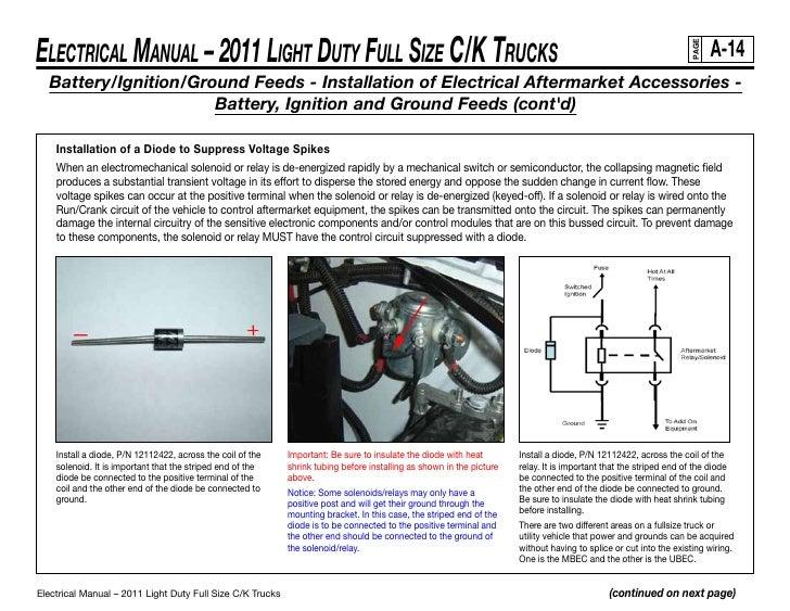 2011 gmc sierra 2011 gmc yukon upfitting wisconsin electrical rh slideshare net 2011 gmc sierra 2500hd manual 2012 gmc sierra manual