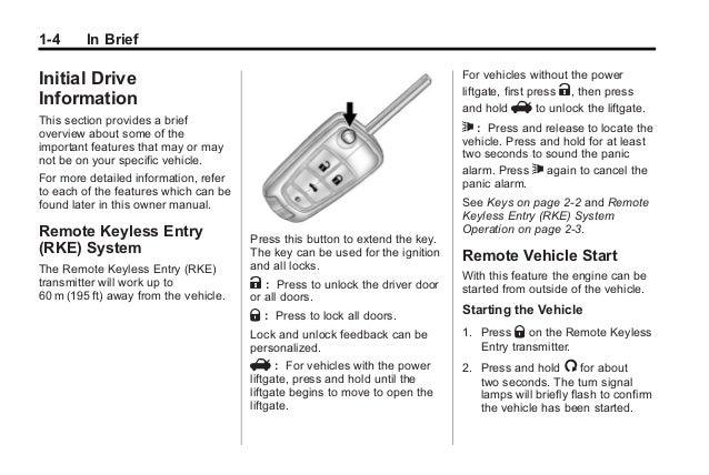2011 gmc terrain toledo owners manual rh slideshare net 2011 terrain service manual 2011 terrain owner's manual
