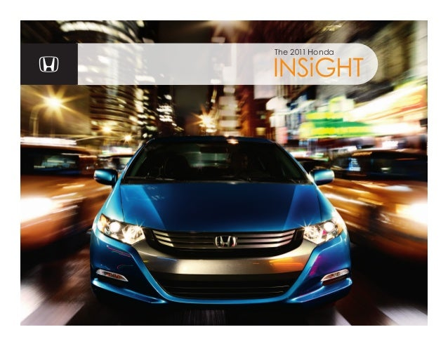 2011 honda insight hybrid for sale at honda cars of bellevue in omaha rh slideshare net 2016 Honda Insight Hybrid 2019 Honda Insight Hybrid