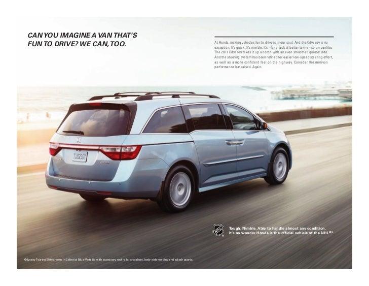 2011 Honda Odyssey For Sale Near Portland Or Griffith Honda