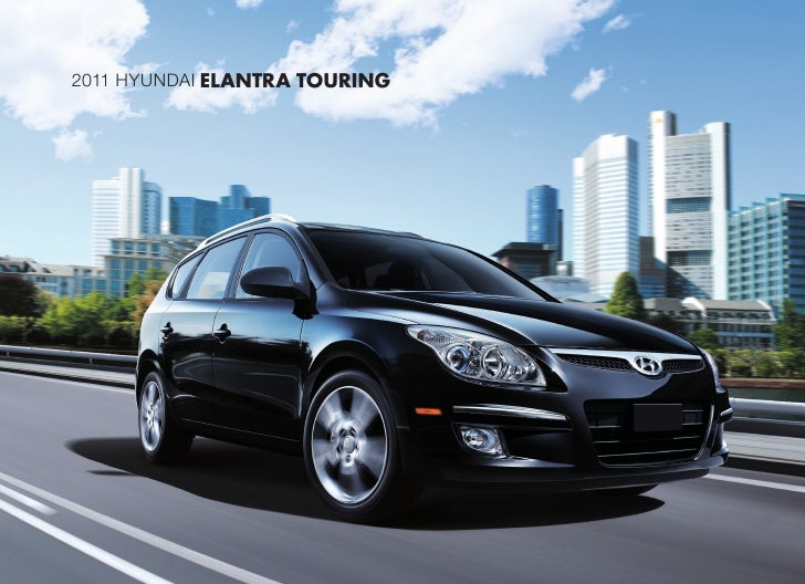 2011 Hyundai Elantra Touring Hampton