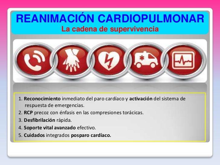 REANIMACION CARDIOPULMONAR 2011 UCH LIMA PERU