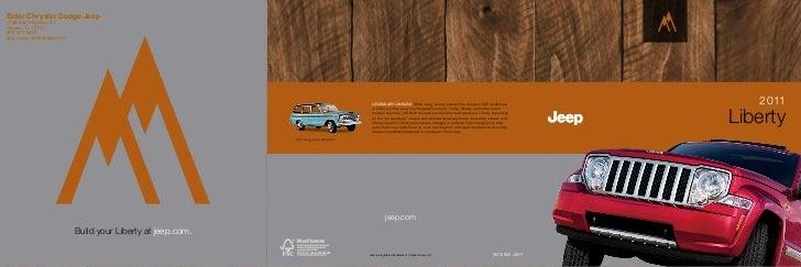Elder Chrysler Dodge Jeep1798 East Highway 31Athens, Tx 75751800-611-3401http://www.elderdodge.com                        ...
