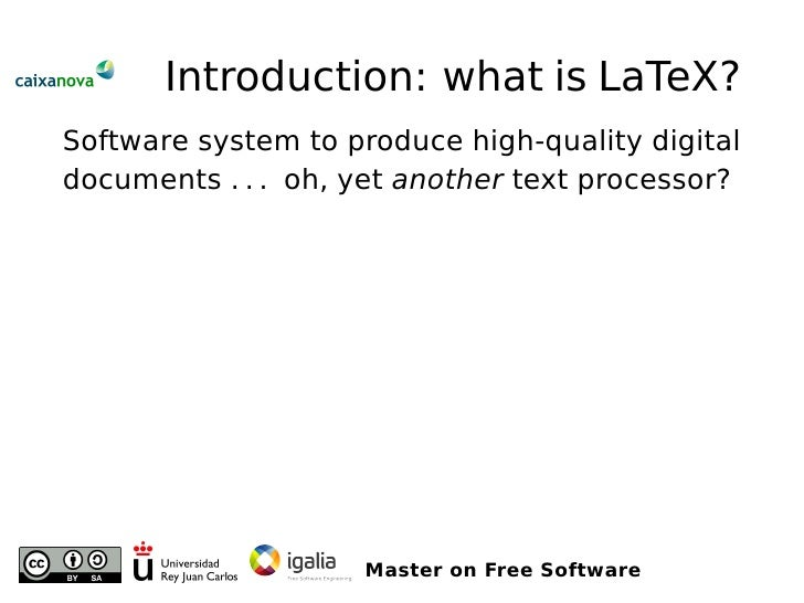 66a4b78e44 Editing documents with LaTeX