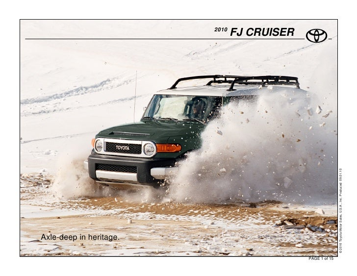 2011 Toyota FJ Cruiser New Haven