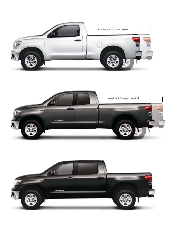 Toyota Tundra Crewmax Bed Size