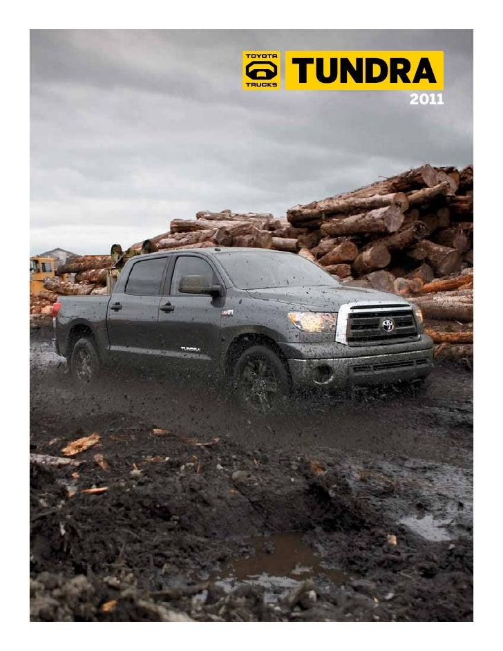 2011 Toyota Tundra Dallas